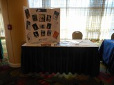 The Southeastern Guide Dogs booth.