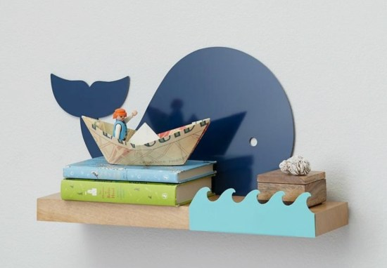 Етажерка кит