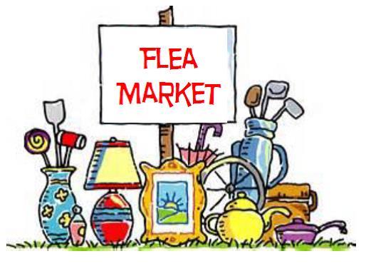 Flea Market at JELC to raise money for ASP Team