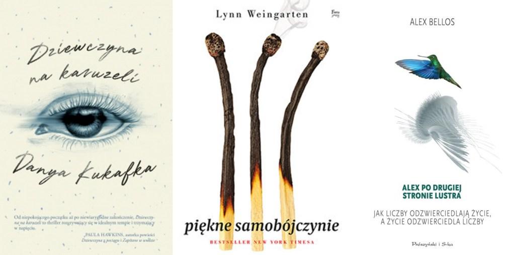 Premiery lutego - książki