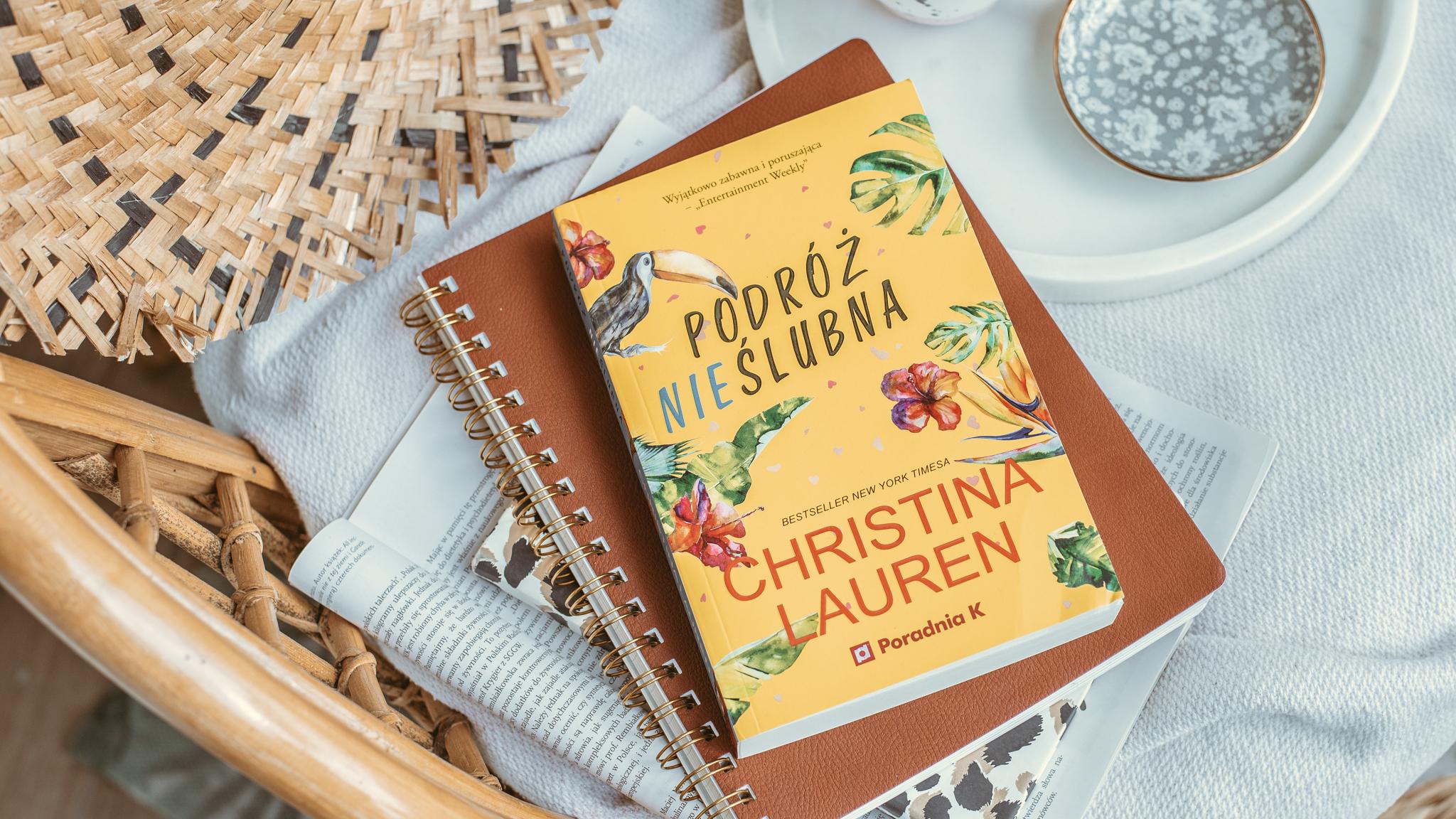 Podróż nieślubna – Christina Lauren