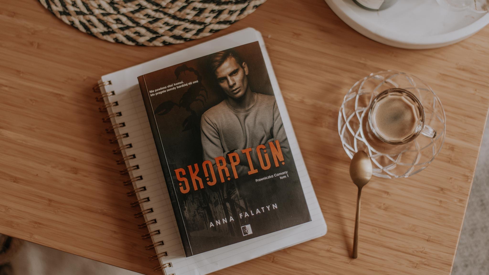 Skorpion. Prawniczka Camorry #1 – Anna Falatyn