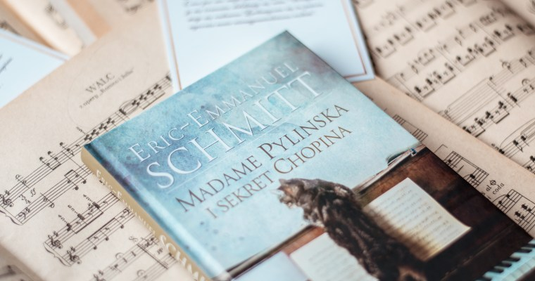 Madame Pylinska i sekret Chopina – Eric-Emmanuel Schmitt