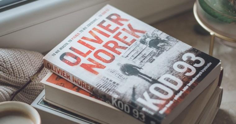 Kod 93 – Olivier Norek