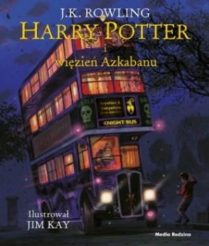 harry potter ilustrowany