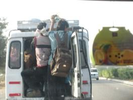 Many passengers!