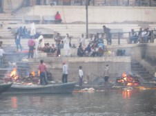 More burning ghats