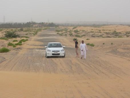 After the sandstorm