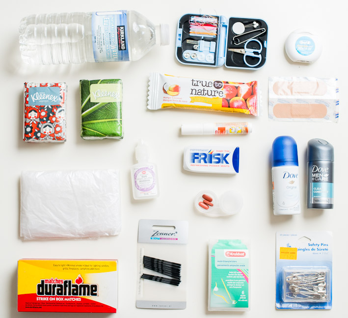 Wedding Emergency Kit: 18 Must-have Items For Your Wedding Day Emergency Kit