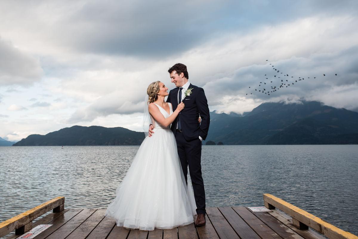 Harrison Hot Springs wedding