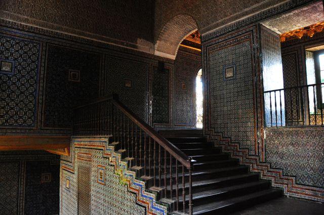Treppenhaus Casa de Pilatos