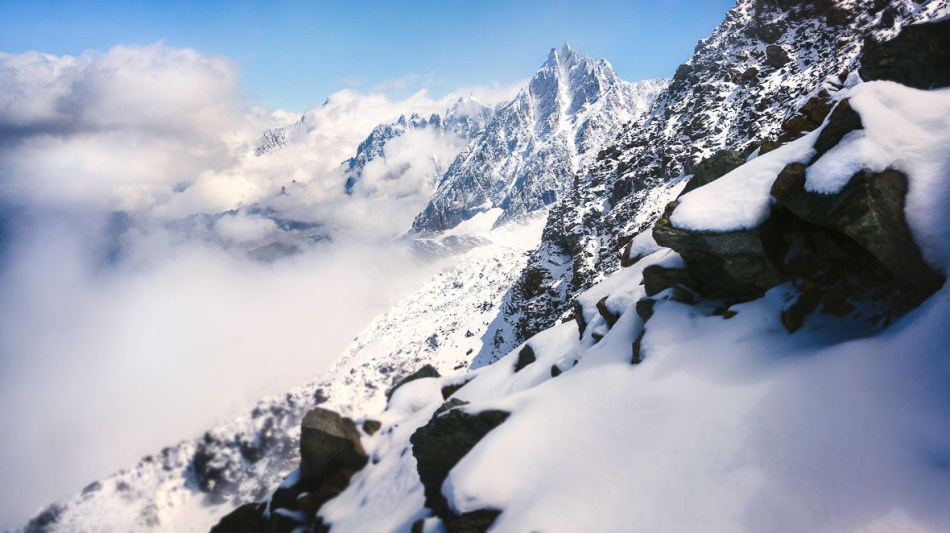 Climbing The Mont Blanc With Heart Disease and a Fear of Heights