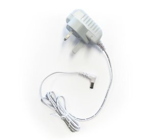 Adapter 5V : UK - white-Light-A Little Lovely Company-jellyfishkids.com.cy