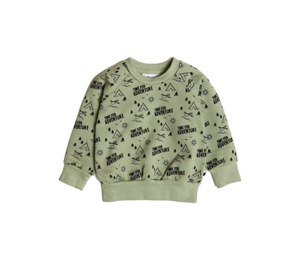 Adventure Sweatshirt-Jumper-Tobias & Bear-2-3 yrs-jellyfishkids.com.cy