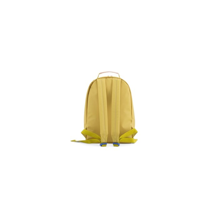 Backpack Love - Miss Rilla - Yellow-rucksack-Miss Rilla-jellyfishkids.com.cy