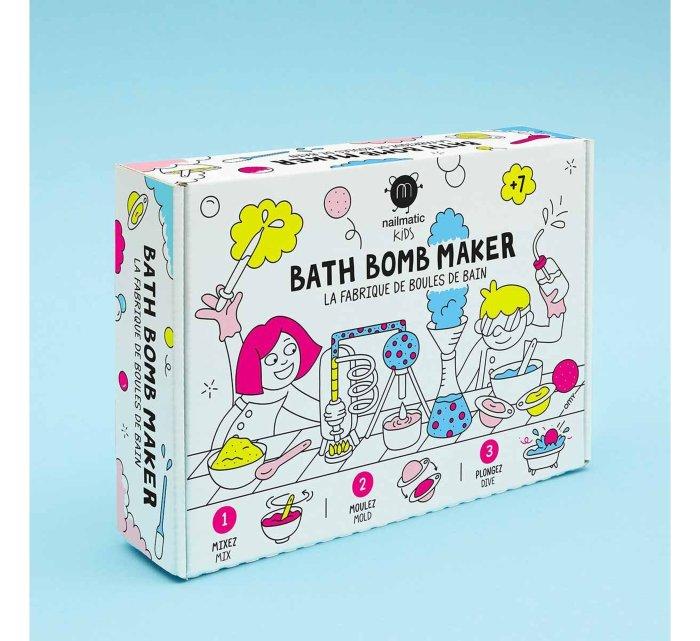Bath Bomb Maker-Bathbomb-Nailmatic-jellyfishkids.com.cy