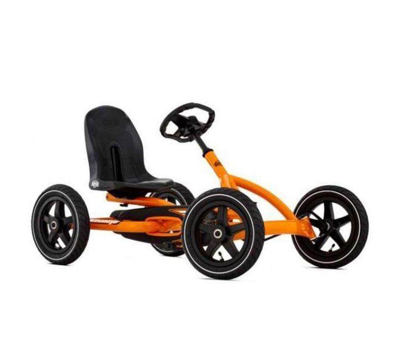 BERG Buddy Orange-pedal car-Berg-jellyfishkids.com.cy