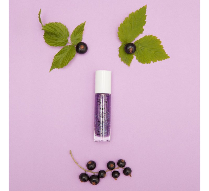 Blackcurrant Rollette - Lip Gloss-Lip gloss-Nailmatic-jellyfishkids.com.cy