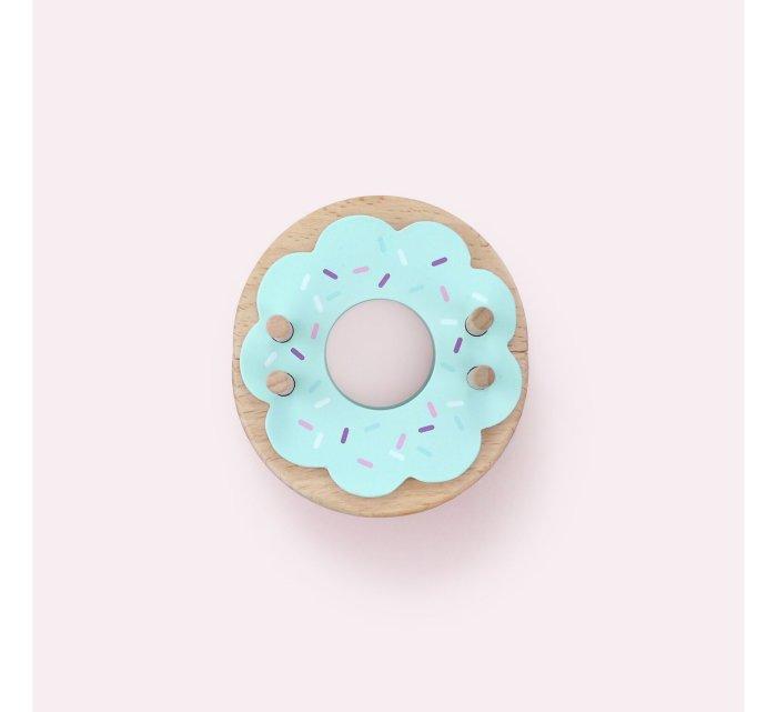 Donut Pom Maker - Blue Frost-Donut Pom Maker-Pom Maker-jellyfishkids.com.cy