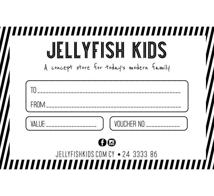 Gift card-Gift Card-Jellyfish kids-€10,00 EUR-jellyfishkids.com.cy