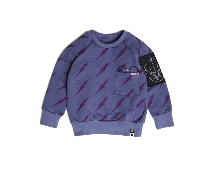 Harry Potter Badge Sweatshirt-Jumper-Tobias and the Bear-2-3 YRS-jellyfishkids.com.cy