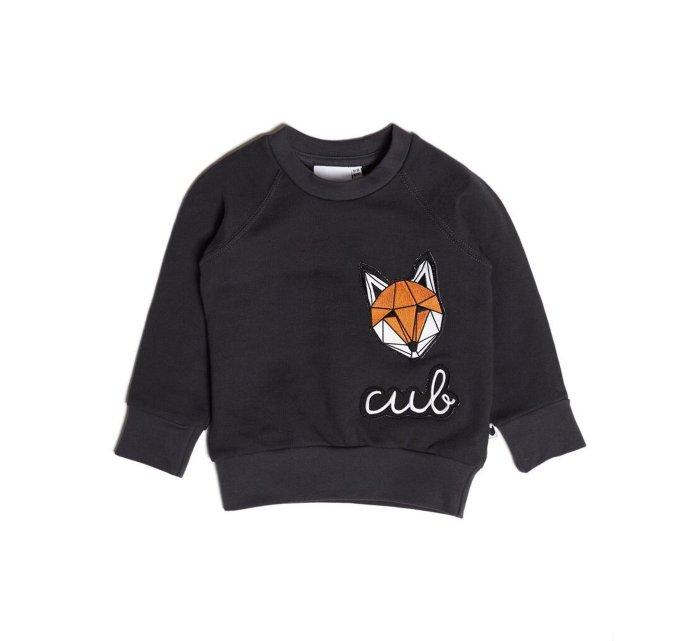 Icons cub badge Sweatshirt-Jumper-Tobias & Bear-2/3 yrs-jellyfishkids.com.cy