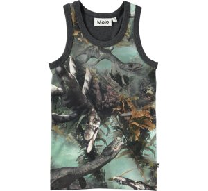 Jim - Lake Monster Vest-VEST-MOLO-146/152 - 11/12 yrs-jellyfishkids.com.cy