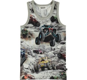 Jim -of road buggy top-Tank Top-molo-134/140-9/10 yrs-jellyfishkids.com.cy