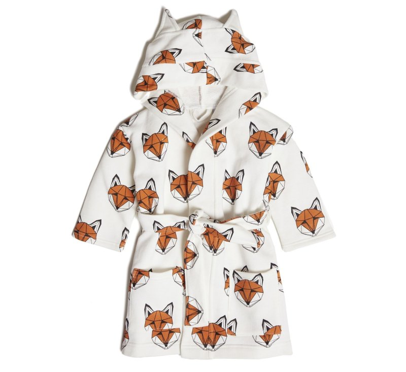 Just call me Fox dressing gown-Dressing gown-Tobias & Bear-4/5 yrs-jellyfishkids.com.cy