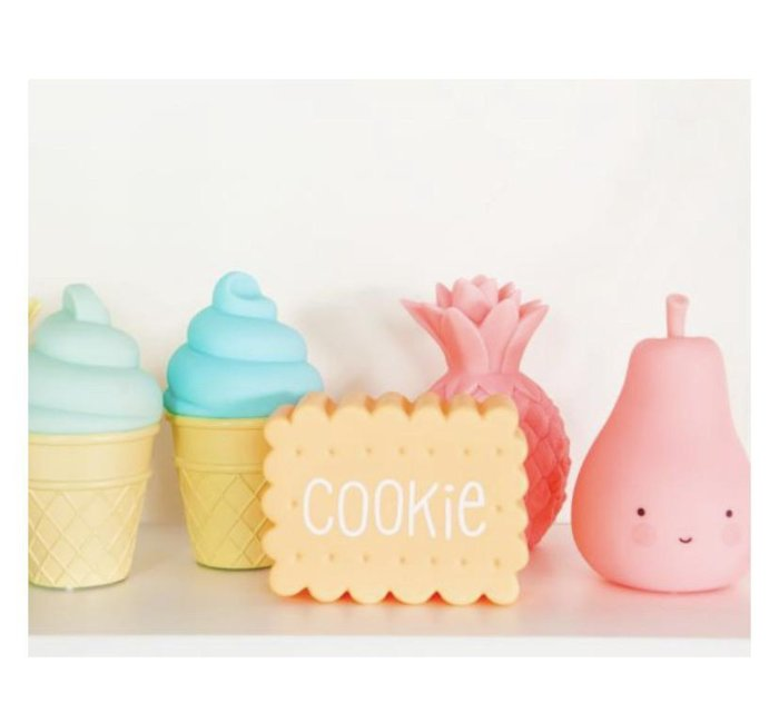 Little little - pink pear-Light-A Little Lovely Company-jellyfishkids.com.cy