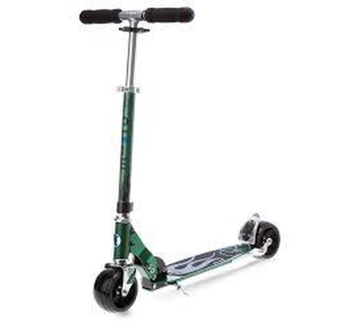 Micro Rocket Green-Scooter-Micro Scooter-jellyfishkids.com.cy