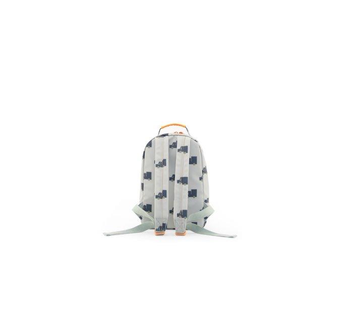 Mini Backpack - Mister Gorilla - Grey-backpack-Mister Gorilla-jellyfishkids.com.cy