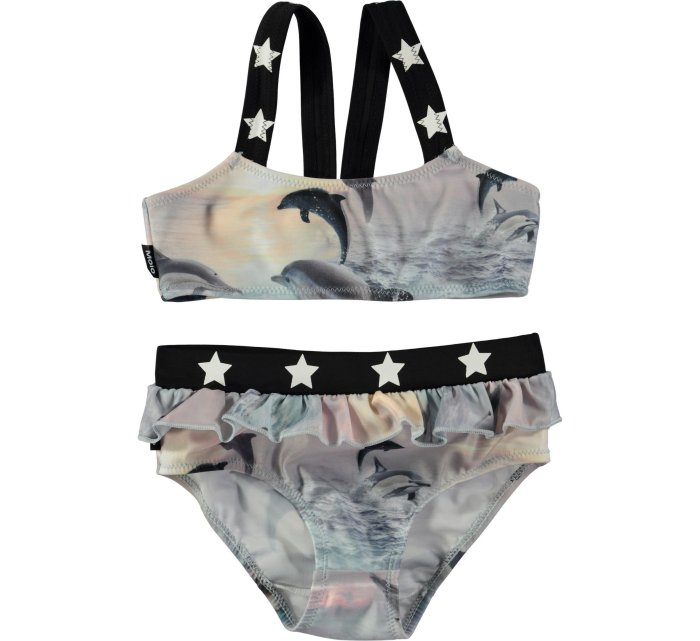 Naila - Dolphins Sunset-Swimsuit-MOLO-92/98-2/3 YRS-jellyfishkids.com.cy