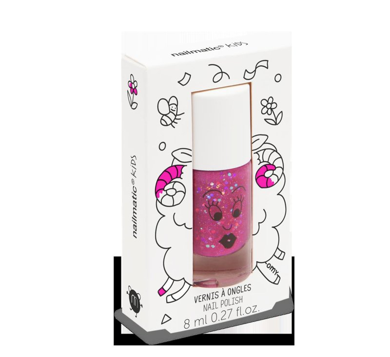 Nailmatic SHEEPY Water-based nail polish for kids-Nailpolish-Nailmatic-jellyfishkids.com.cy