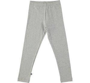 Nice Grey melange legging-GIRLS LEGGINGS-MOLO-98-jellyfishkids.com.cy