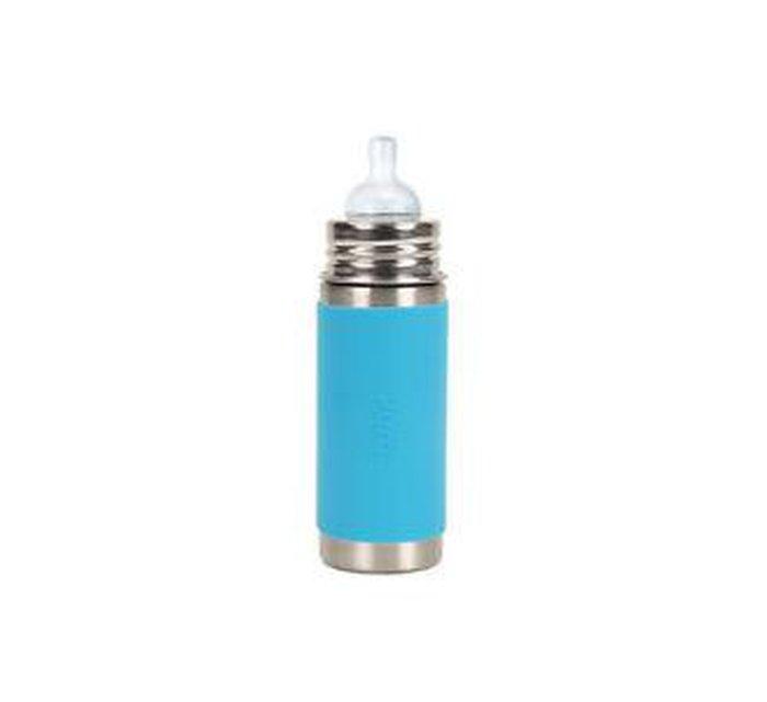 Pura Kiki Stainless steel Bottle 325ml-BOTTLES-PURA KIKI-jellyfishkids.com.cy