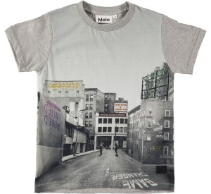 Raymont - City Text-T-SHIRT-MOLO-92 - 2 YRS-jellyfishkids.com.cy