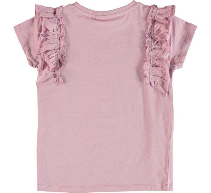 Rosel Lavender T-shirt-T-SHIRT-Molo-104-4 yrs-jellyfishkids.com.cy