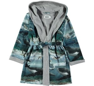 Way - Bathrobe (DLP)-bathrobe-Molo-110/116 - 5/6 yrs-jellyfishkids.com.cy