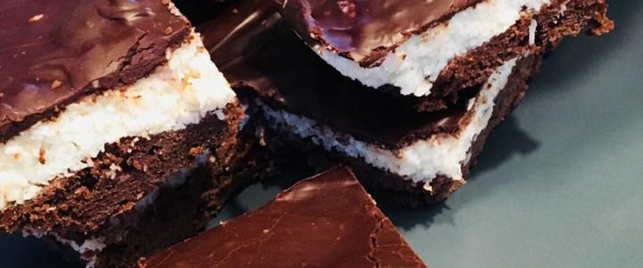 Moelleux au chocolat façon Bounty