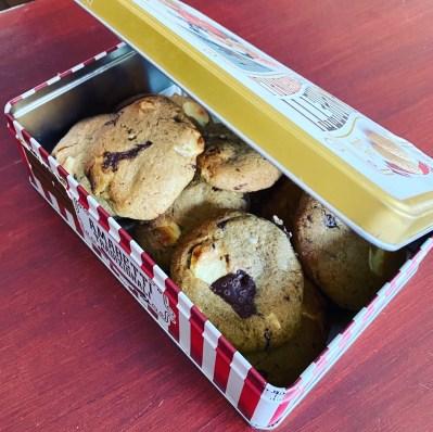 Cookies inratables avec ou sans Thermomix