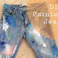 DIY: Painters Jeans!