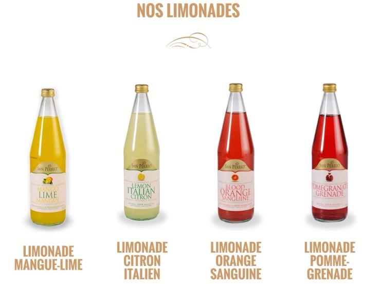 image Limonade san perrio consommation responsable: 6 alternatives aux boissons alcoolisées {#Halloween, #Fêtes} mocktails xavier margarita virgin sangrya moûts de p.o.m