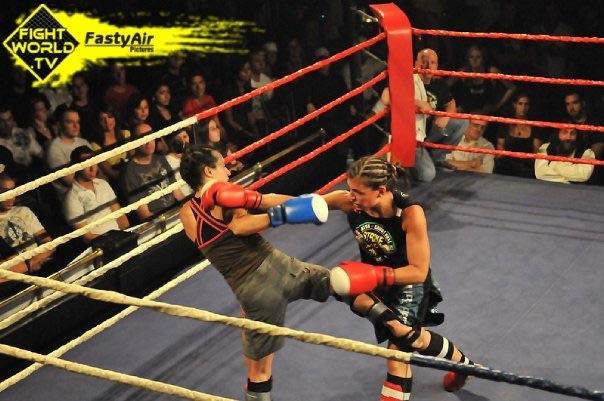 Ring Extrême 2009 {Bretelles roses}