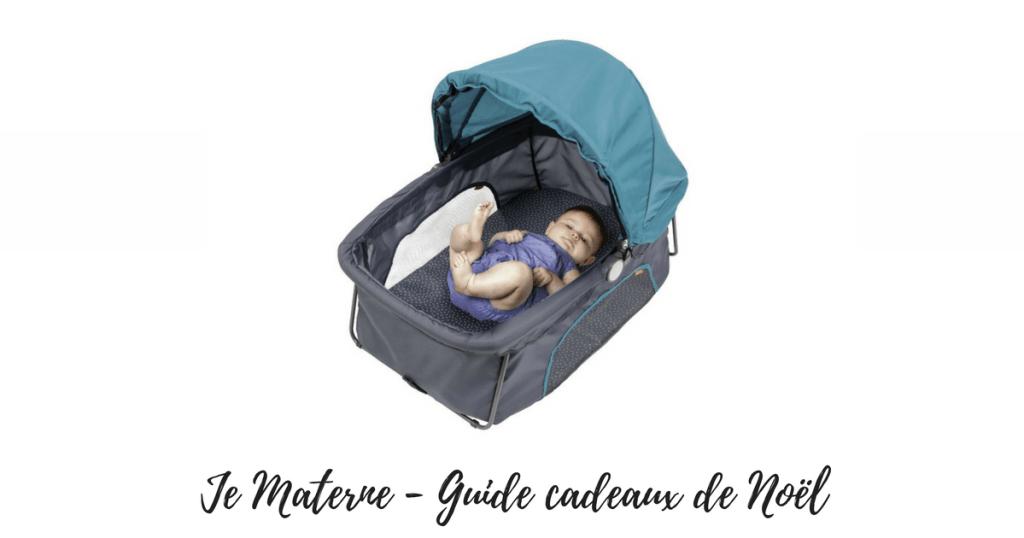 Guide cadeaux de Noël 2016 pour enfants bassinette diono