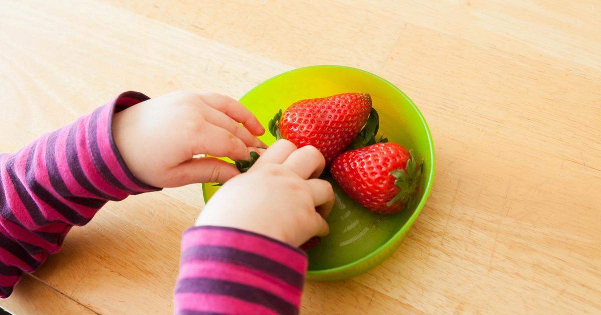 Campbell, Campagne Aidez à faire disparaître la faim, Article Des fraises en hiver - À lire sur Je Materne! #Commandité @CampbellCanada #ad