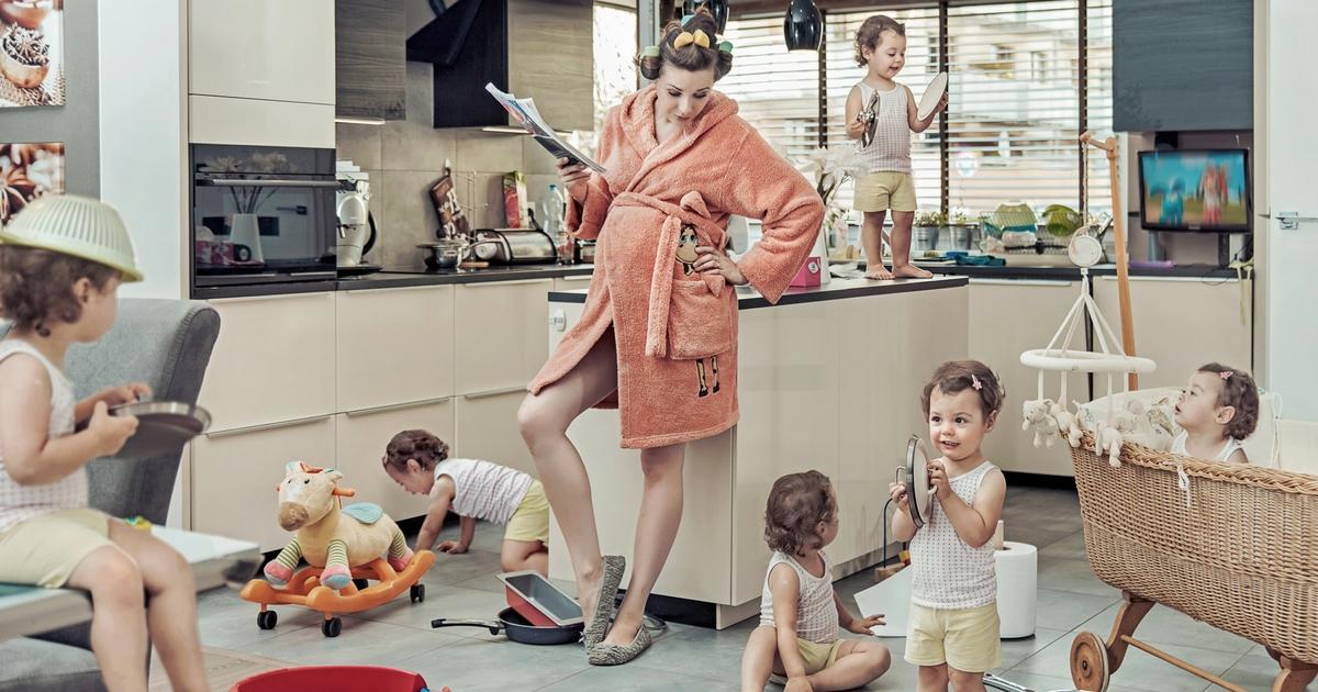 comment avoir du temps pour toi, parent occupé, même avec ton enfant