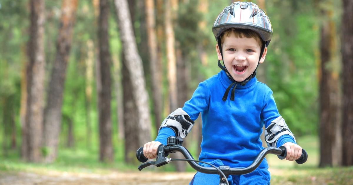 4 trucs gagnants pour apprendre à faire du vélo rapidement Je Materne