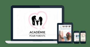 Académie pour parents cours en ligne