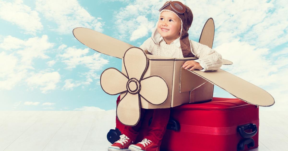 Jouets en carton: 3 idées géniales de jouets écolos et faits maison - Cliquer pour tout lire sur Je Materne!